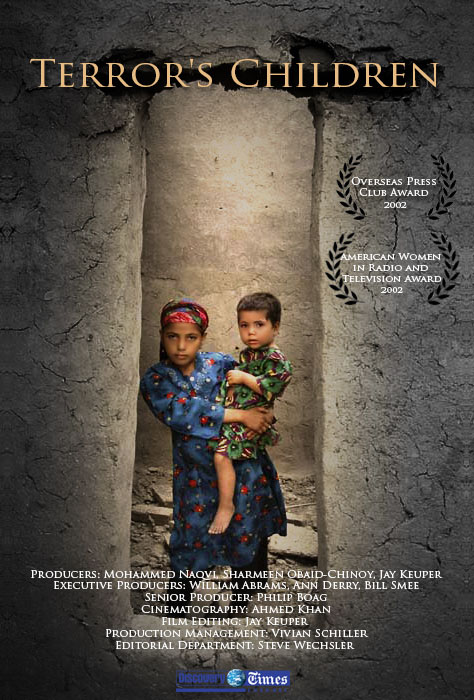 Terror's Children film by Mohammed Naqvi